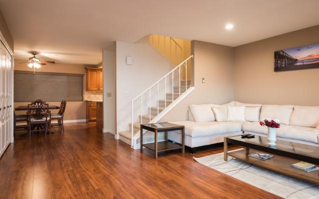 Living Room Laguna Beach