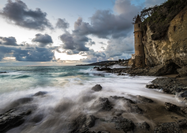Victoria Beach 16th Century Turret